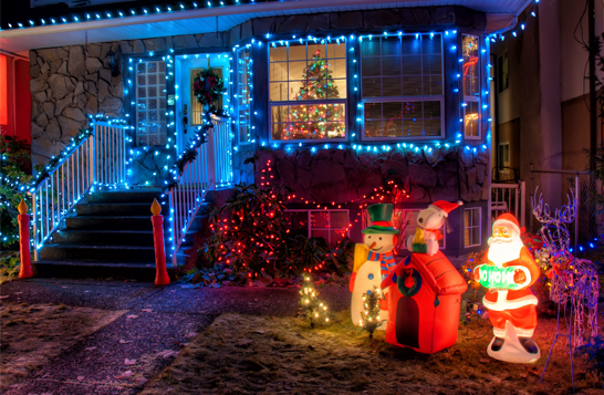How to save money on electricity this Christmas