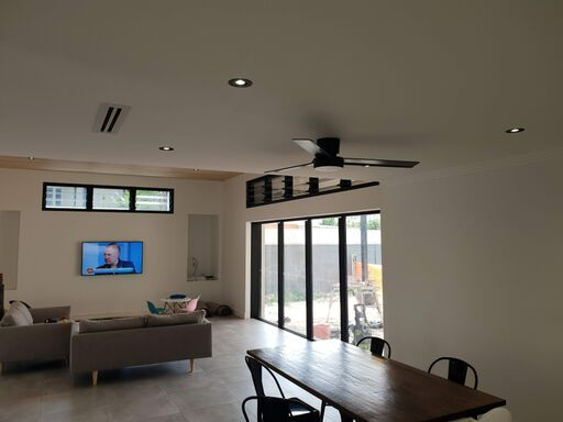 Isle of Capri Renovation by CRM Electrical Industries - Gold Coast
