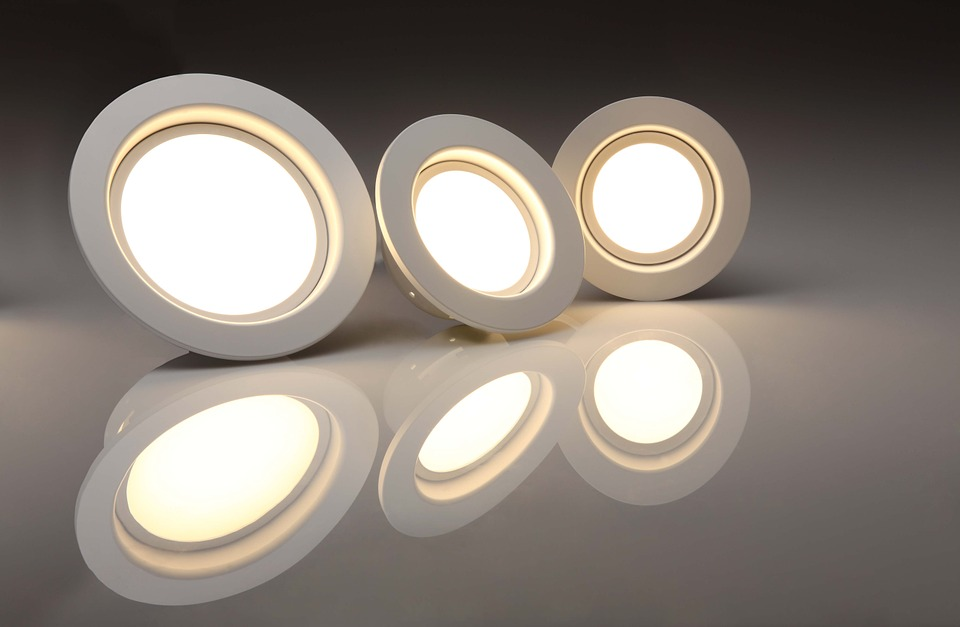 LED Lighting Downlights Versus Halogen Downlights