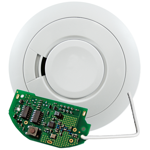 photoelectric smoke alarm installer